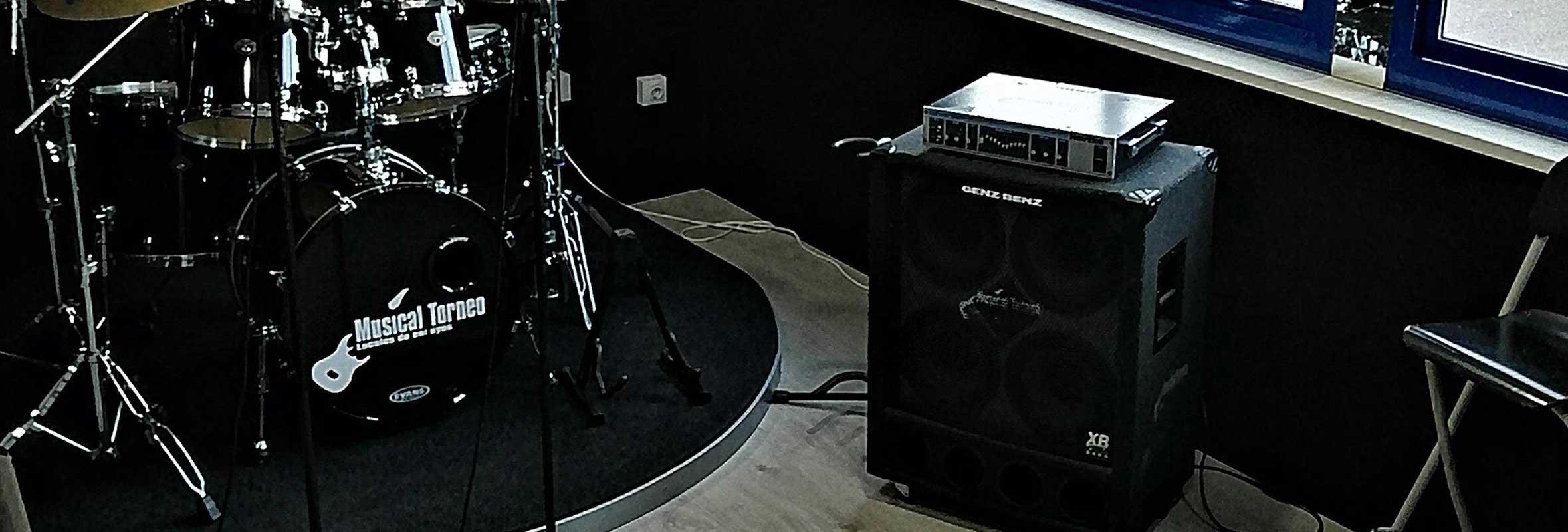 Sala 5 Deluxe - Musical Torneo